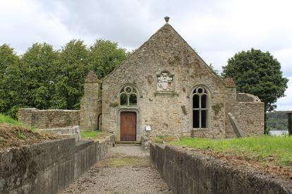 The Jacobean Church, Killeshandra